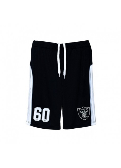 Majestic Oakland Raiders Pickering Mesh Shorts