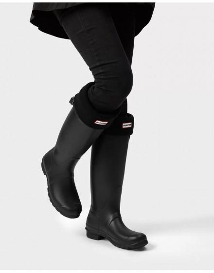 UNISEX BOOT SOCK HUN-UAS3000AAA-BLK